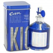 Liz Claiborne Curve Kicks Eau De Cologne Spray 4.2 oz / 124 mL Fragrances 436598