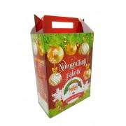 Poklon kutija Novogodišnji paket 3