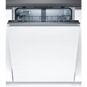 Bosch Serie 4 SMV46GX01G Fully Integrated Standard Dishwasher - Black Control Panel with Fixed Door Fixing Kit - A++ Rated
