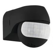 Senzor de miscare Eglo Detect Me 180° max. 800W, pentru exterior IP44, negru