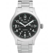Timex Allied Bead Blasted/Dark Green Dial