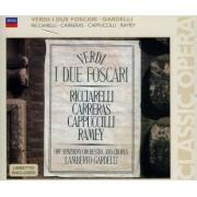 G Verdi - I Due Foscari- Cr- (0028947586975) (2 CD)