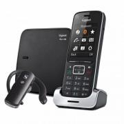 Siemens Gigaset SL450 Telefone Dect + Mãos-Livres Bluetooth Preto