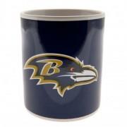 Baltimore Ravens bögre 310ml