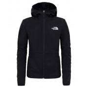 The North Face Tanken Highloft Softshell Jacket Women TNF Black 2017 Softshelljacken