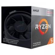 Процесор AMD Ryzen 5 3400G с Radeon RX Vega 11 Graphics/BOX, AM4, 3.7GHz, 65W TDP, YD3400C5FHBOX