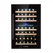 Klarstein Vinsider 35D Onyx Edition, vinotecă incorporabilă, clasa energetică C (HEA3-Vinsider35Onyx)
