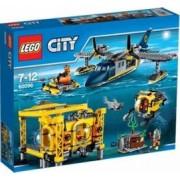 Set de constructie Lego Deep Sea Operation Base