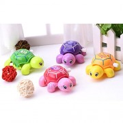 AST Works Clockwork Tortoise Toddler Baby Kids Little Turtle Toys Wind-up Educational Toys