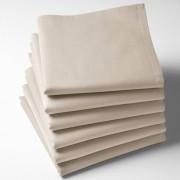 La Redoute Interieurs Guardanapos lisos em algodão SCENARIONatural- 45 x 45 cm