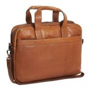 The Chesterfield Brand Aktentasche Soft Class Dean Cognac