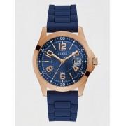 Guess Horloge Data - Blauw - Size: T/U