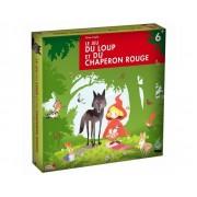 Les jeux de Loïc PIXIE GAMES Le jeu du loup et du chaperon rouge - Dès 6 ans