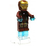 Lego Marvel Super Heroes Iron Man Mark 43 Minifigure 2015