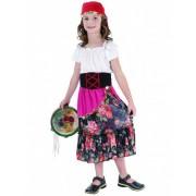 Vegaoo Zigeunerkostüm für Kinder