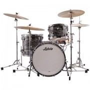 Ludwig Classic Maple Fab Four Vintage Black Oyster