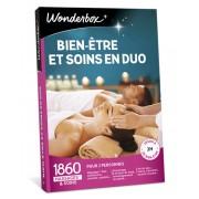 Wonderbox Coffret cadeau Bien-Être et Soins en Duo - Wonderbox