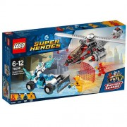 Set de constructie LEGO DC Comics Super Heroes Speed Force Freeze Pursuit