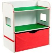 Bygga hyllstället - Byggstenar barnmöbler 667798