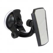 Suport auto Carpoint pentru telefon, universal cu suprafata adeziva Sticky, fixare cu ventuza de parbriz Kft Auto