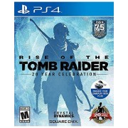 Square Enix Rise of the Tomb Raider 20 Year Celebration (ENG/FRA) PlayStation 4