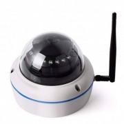 Grantek Mini Caméra Dôme WiFi Intérieur / Extérieur