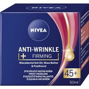 NIVEA Night Care Anti-Wrinkle Firming 45+