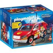 Playmobil Samochód komendanta straży pożarnej 5364 - BEZPŁATNY ODBIÓR: WROCŁAW!