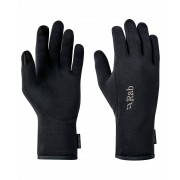 Rab Power Stretch Contact Glove - Handskar - Black - M