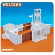 Playmobil Extension Western for Fort (6270)