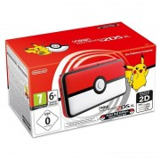 Consola Nintendo New 2DS XL PokéBall Edition