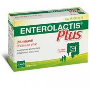 SOFAR SpA Enterolactis Plus Polv 10 Bust (902557812)