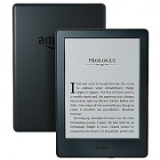 All-New Kindle E-reader - Black 6 Glare-Free Touchscreen Display Wi-Fi