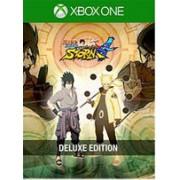 Microsoft NARUTO SHIPPUDEN: Ultimate Ninja STORM 4 - Deluxe Edition