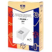 Sac aspirator Zelmer 2000 hartie 5X saci K and M