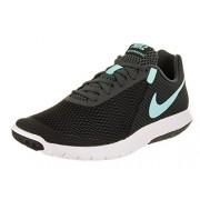 Women's Nike Flex Experience Run 6 Running Shoe Black/Aurora Green/Anthracite/White Size 8. 5 M US
