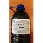 Тонер бутилка 1000 гр.,MK, Brother универсален (Пакет от 5 бр.)