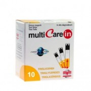 Multicare IN Teste trigliceride 10 bucati