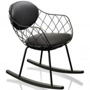 Magis designové zahradní křeslo Piňa Rocking Chair