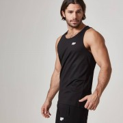 Myprotein Dry-Tech Tank Top - L - Black