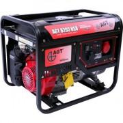 AGT 8203 HSB TTL Generator electric trifazat 8.2 kVA cu motor Honda 13 Cp , pornire la sfoara