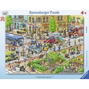 Puzzle tip rama Accident, 30 piese