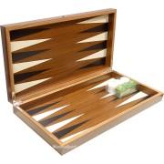 Табла в дървена махагонова кутия Stripes