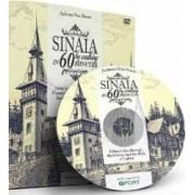Sinaia la pas in 60 de minute + DVD - Arhitect Dan Manea Lb. engleza
