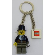 LEGO Adventurers KC039 Sam Sinister Minifigure Key Chain