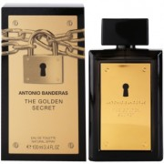 Antonio Banderas The Golden Secret Eau de Toilette para homens 100 ml