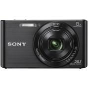 Aparat Foto Sony DSC-W830 (Negru)