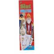 Wh Kleur- En Stickerboek Sint Swatch