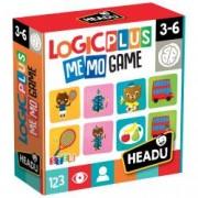 Joc De Memorie Logic Plus.Include 50 de cartonase pentru jocul de memorie.