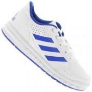 adidas Tênis adidas AltaSport K - Infantil - BRANCO/AZUL